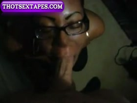 Big White Dick Facial